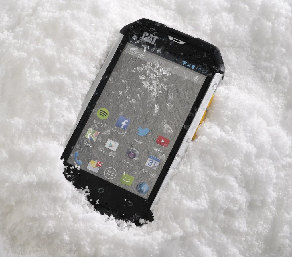 B15 snow