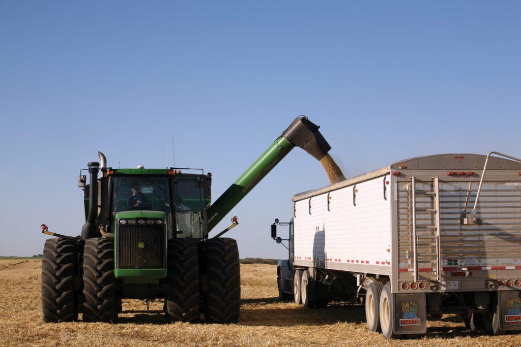 grain-hauling