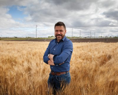 SERIOUS SUPPORT FOR GRAIN SCIENCE